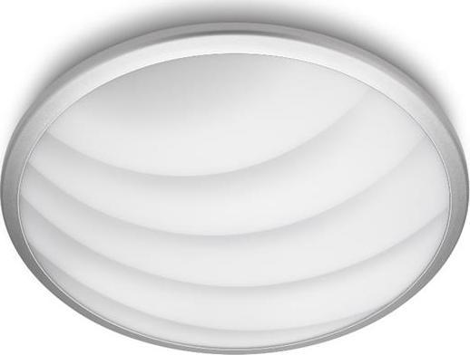 Philips LED coli Deckenleuchten grau 8w sel 31065/87/16