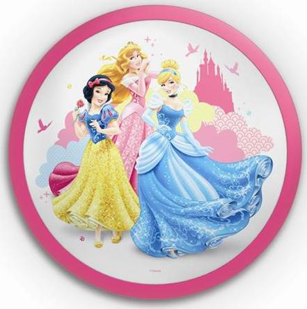 Philips LED disney Deckenleuchten princess 4w 71760/28/16
