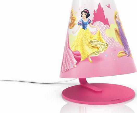 Philips LED disney Schreibtischleuchte princess 4w 71764/28/16