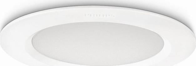 Philips LED alcyone Leuchte vertieft promo 7,5w 77113/31/16