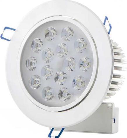 LED spotlicht 15x 1W Kaltweiß
