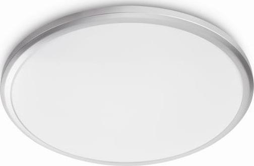 Philips LED twirly 40k Deckenleuchten grau 12w 31814/87/17