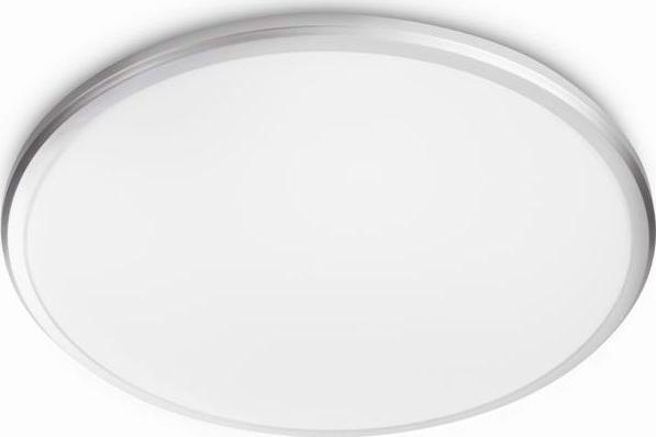 Philips LED twirly 27k Deckenleuchten grau 17w 31815/87/16