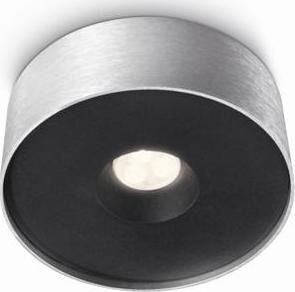 Philips LED syon Deckenleuchten aluminium 6w selv 32159/48/16