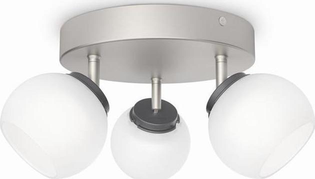 Philips LED balla svietidlo bodové chrom 3x4w 53323/17/16