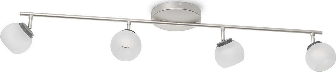Philips LED balla svietidlo bodové chrom 4x4w 53324/17/16