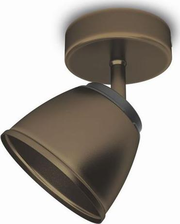 Philips LED county Leuchte Stelle bronz 4w 53350/06/16