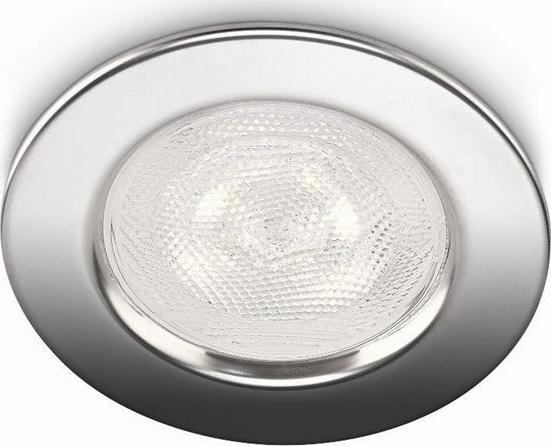 Philips LED sceptrum Einbaustrahler chrom 3w 59101/11/16