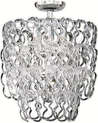 Ideal lux LED alba pl7 Deckenleuchten 6x5W 25490