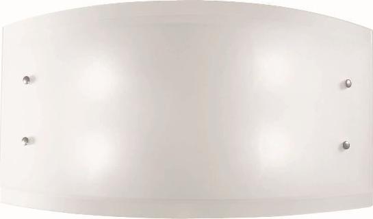 Ideal lux LED ali pl4 Wandleuchte 4x5W 26565