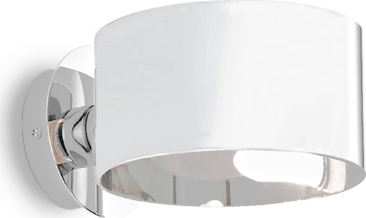 Ideal lux LED anello ap1 bianco Wandleuchte 4,5W 28361
