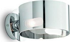 Ideal lux LED anello ap1 cromo Wandleuchte 4,5W 28323
