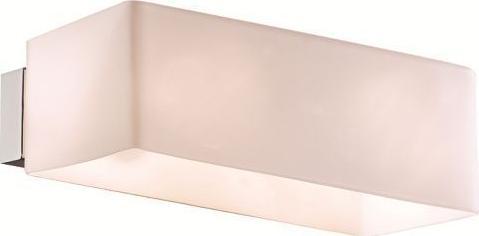Ideal lux LED box ap2 bianco wand lampe 2x4,5W 9537