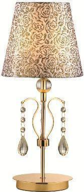 Ideal lux LED pantheon tl1 small oro Schreibtischleuchte 5W 88167