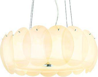 Ideal lux LED ovalino sp8 ambra Pendelleuchten 8x5W 88174