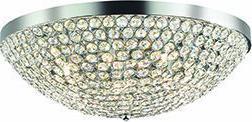 Ideal lux LED orion pl7 decken lampe 7x4,5W 59150