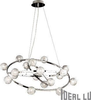 Ideal lux LED orbital sp18 Lüster 8x4,5W 73859