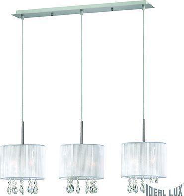 Ideal lux LED opera sb3 haengende lampe 3x5W 68282