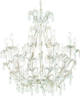 Ideal lux LED cascina sp10 Kronleuchter 10x5W 100302