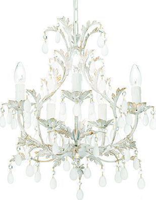 Ideal lux LED cascina sp5 kronleuchter 5x5W 100272