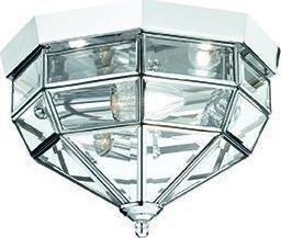 Ideal lux LED norma pl3 cromo decken lampe 3x5W 94793