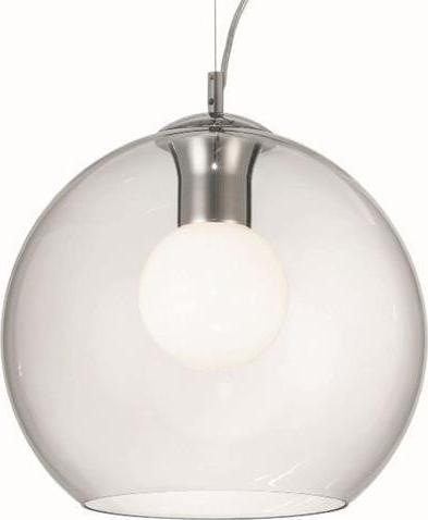 Ideal lux LED nemo clear sp1 d30 haengende lampe 5W 52809