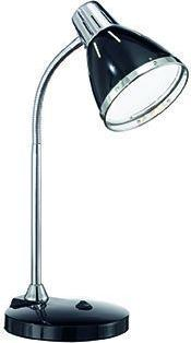 Ideal lux LED elvis tl1 nero tischlampe 5W 34393