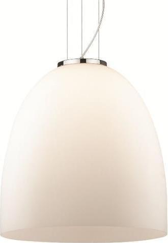 Ideal lux LED eva sp1 big bianco Pendelleuchten 5W 77703