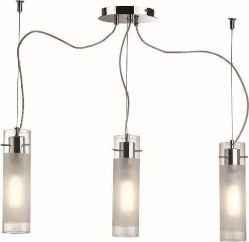 Ideal lux LED flam sp3 Pendelleuchten 3x5W 33921