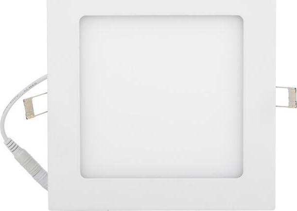 Weißes LED Einbaupanel 175 x 175mm 12W Tageslicht
