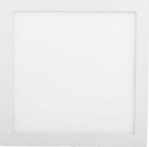 Biely zabudovateľný LED panel 300 x 300mm 25W teplá biela