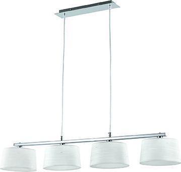 Ideal lux LED isa sb4 Pendelleuchten 4x4,5W 596