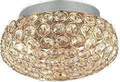 Ideal lux LED king pl3 oro stropné svietidlo 3x4,5W 75402