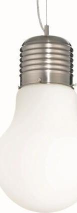 Ideal lux LED luce sp1 big bianco závěsné svietidlo 5W 6840