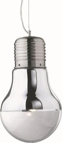 Ideal lux LED luce cromo sp1 big závěsné svietidlo 5W 26749