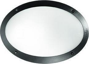 Ideal lux LED maddi-1 ap1 nero nástenné svietidlo 5W 96704