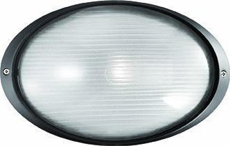 Ideal lux LED mike-50 ap1 big nero stropné svietidlo 5W 61801
