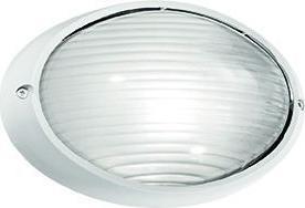 Ideal lux LED mike-50 ap1 small bianco stropné svietidlo 5W 66899