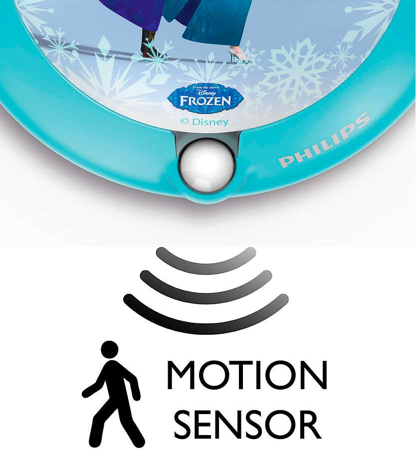 Philips LED disney nočné svietidlo se senzorom frozen 71765/08/16