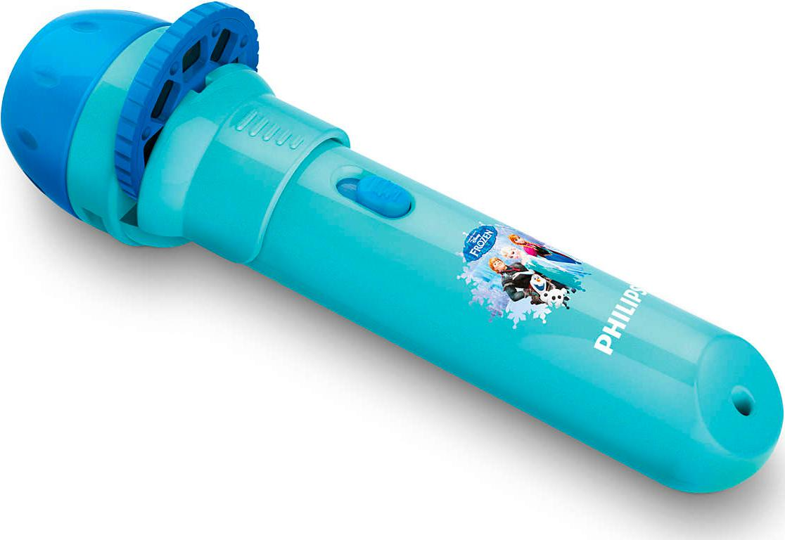 Philips LED disney projektor do ruky frozen 71788/08/16