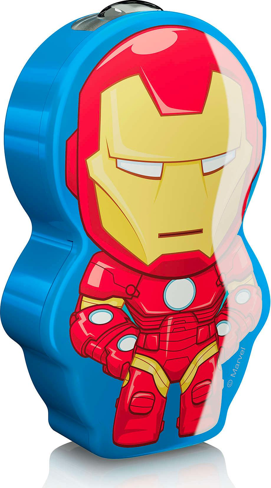 Philips LED disney baterka iron man 71767/35/16