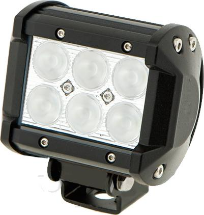 LED Arbeitsscheinwerfer 18W BAR 10-30V
