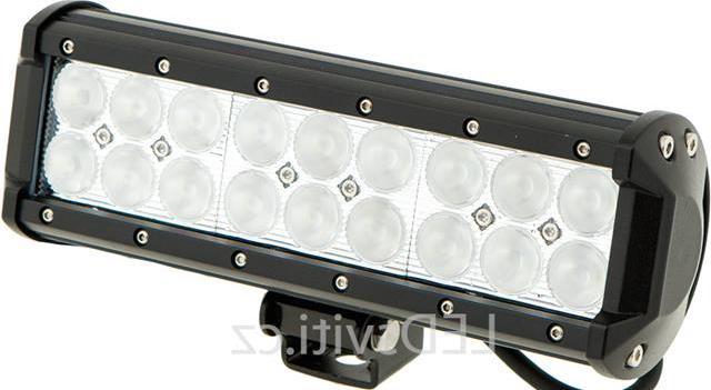 LED Arbeitsscheinwerfer 54W BAR 10-30V