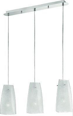 Ideal lux LED sugar sp3 závěsné svietidlo 3x5W 8776