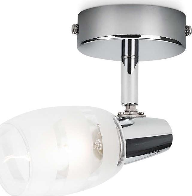Philips LED hemlock svietidlo bodové chrom 5W 50280/11/E7