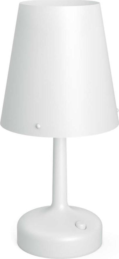 Philips LED lampa stolná baterie biela 71796/31/P0