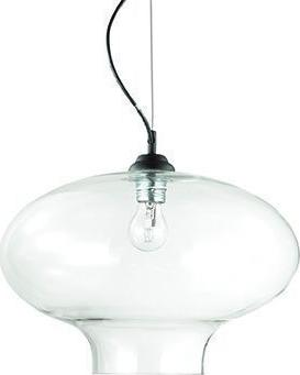 Ideal lux LED bistro sp1 round závěsné svietidlo 5W 120898