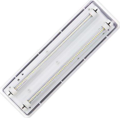 LED notbeleuchtung 2x 4W