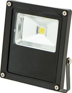 Schwarz LED Fluter 24V 10W Tageslicht