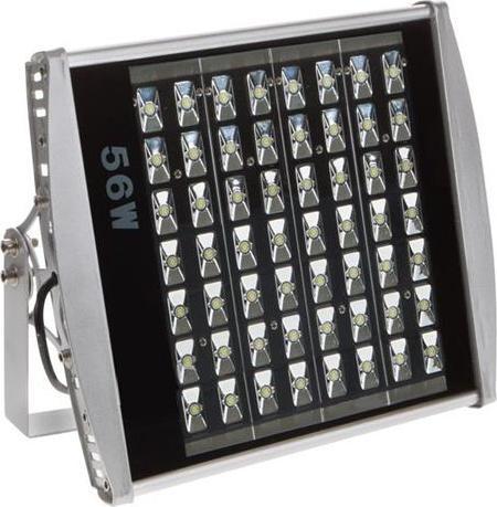 Stmievateľné DALI LED priemyselné osvetlenie 56W denná biela